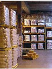 Inventory Control/Pallet Tracking